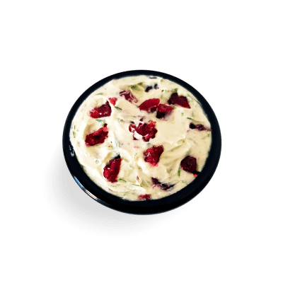Cranberry-tapenade