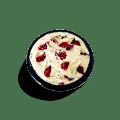 Cranberry-tapenade